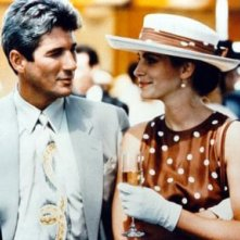 Richard Gere e Julia Roberts in una scena di Pretty Woman