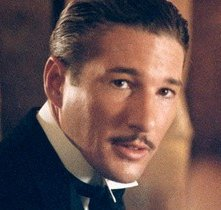 Richard Gere in una scena di Cotton Club