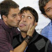 Festival di Roma 2009: baci gay anche per il Trio Medusa, doppiatori di Astro Boy