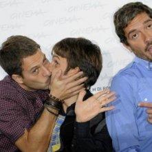 Festival di Roma 2009: baci gay per il Trio Medusa, doppiatori di Astro Boy