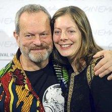 Festival di Roma 2009: Terry e Amy Gilliam presentano Parnassus