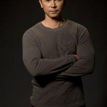 Lou Diamond Phillips in una foto promozionale della 1 stagione di Stargate Universe