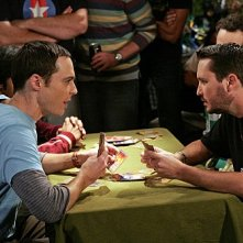 The Big Bang Theory: Jim Parsons e Wil Wheaton nell'episodio The Creepy Candy Coating Corollary