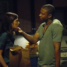 Dexter: David Ramsey e Jennifer Carpenter nell'episodio Dex Takes a Holiday