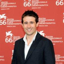 Pierpaolo Camplone a Venezia 2009, con il film Le ombre rosse