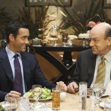 Better Off Ted: Jay Harrington e Richard McGonagle nell'episodio Get Happy