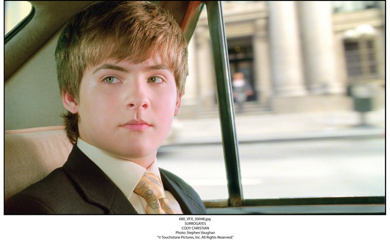 Cody Christian Nel Film Il Mondo Dei Replicanti 135349