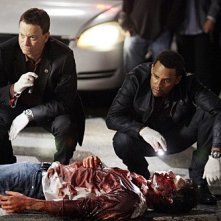 CSI NY: Gary Sinise ed Hill Harper nell'episodio It Happened to Me