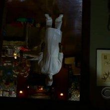 Ghost Whisperer: una terrificante visione del piccolo Aiden nell'episodio Do Over, della quinta stagione della serie televisiva