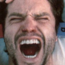 Jason Behr in una drammatica scena del film Senseless (2008)