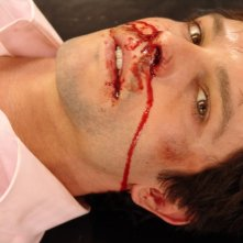 Jason Behr in una scena del film Senseless