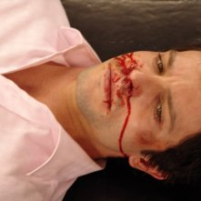 Jason Behr in una sequenza del film Senseless