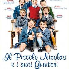 La locandina italiana di Il piccolo Nicolas e i suoi genitori