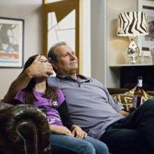 Modern Family: Ed O'Neill ed Ariel Winter nell'episodio Coal Digger