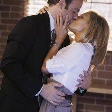 Private Practice: Paul Adelstein e Kadee Strickland in una scena dell'episodio Strange Bedfellows