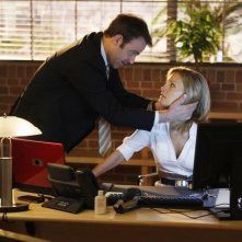 Private Practice: Paul Adelstein e Kadee Strickland nell'episodio Strange Bedfellows