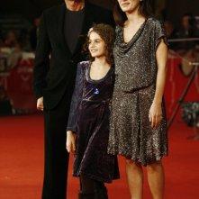 Festival di Roma 2009: Claudio Casadio la piccola Greta Zuccheri e Maya Sansa presentano L'uomo che verrà