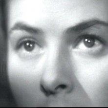 Ingrid Bergman in una scena del film Io ti salverò ( 1945 )