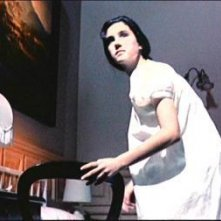 Jennifer Connelly in una scena del film Phenomena ( 1985 )