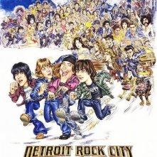 La locandina di Detroit Rock City