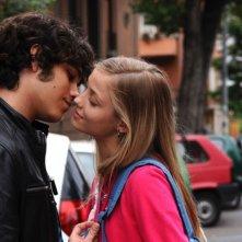 Giuseppe Maggio e Veronica Oliver in una scena di Amore 14