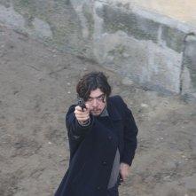 Riccardo Scamarcio in un'immagine del film La prima linea