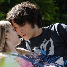 Veronica Oliver e Giuseppe Maggio in una scena del film Amore 14