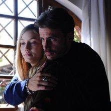 Veronica Olivier e Raniero Monaco di Lapio in una scena del film Amore 14
