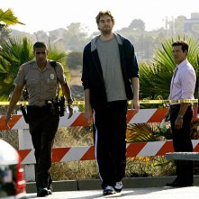 CSI Miami: Pau Gasol ed Eddie Cibrian nell'episodio Point of Impact
