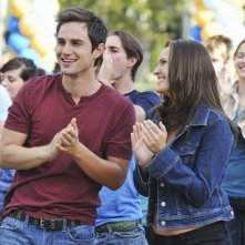 Greek: Andrew J. West in una scena dell'episodio Friend or Foe