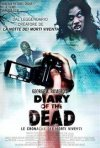 La locandina italiana di Diary of the Dead