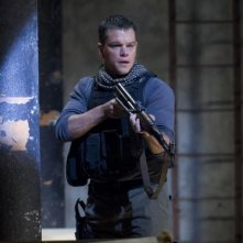 Matt Damon in azione in Green Zone