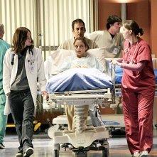 Three Rivers: Katherine Moennig in una scena dell'episodio Where We Lie