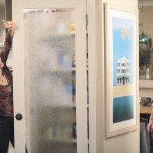Cougar Town: Courteney Cox, Spencer Locke e Dan Byrd nell'episodio Here Comes My Girl