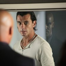 Criminal Minds: la guest star Gavin Rossdale nell'episodio Shemar Moore