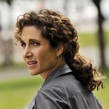 CSI New York: Melina Kanakaredes nell'episodio Manhattanhenge