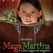 La locandina di Maga Martina e il libro magico del draghetto