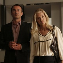 Nip/Tuck: Julian McMahon e Joely Richardson nell'episodio Abigail Sullivan