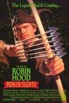 La locandina di Robin Hood: un uomo in calzamaglia