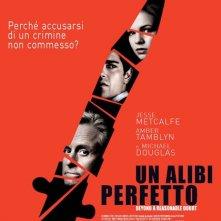 La locandina italiana di Un alibi perfetto