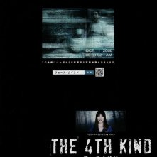 Poster giapponese per The Fourth Kind