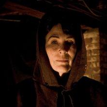 Un'immagine del film horror The House of the Devil