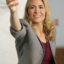 Deanne Bray in una scena tratta da Tabula Rasa dalla quarta stagione di Heroes