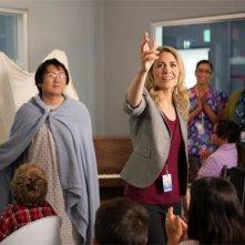 Masi Oka e Deanne Bray in una scena tratta da Tabula Rasa dalla quarta stagione di Heroes