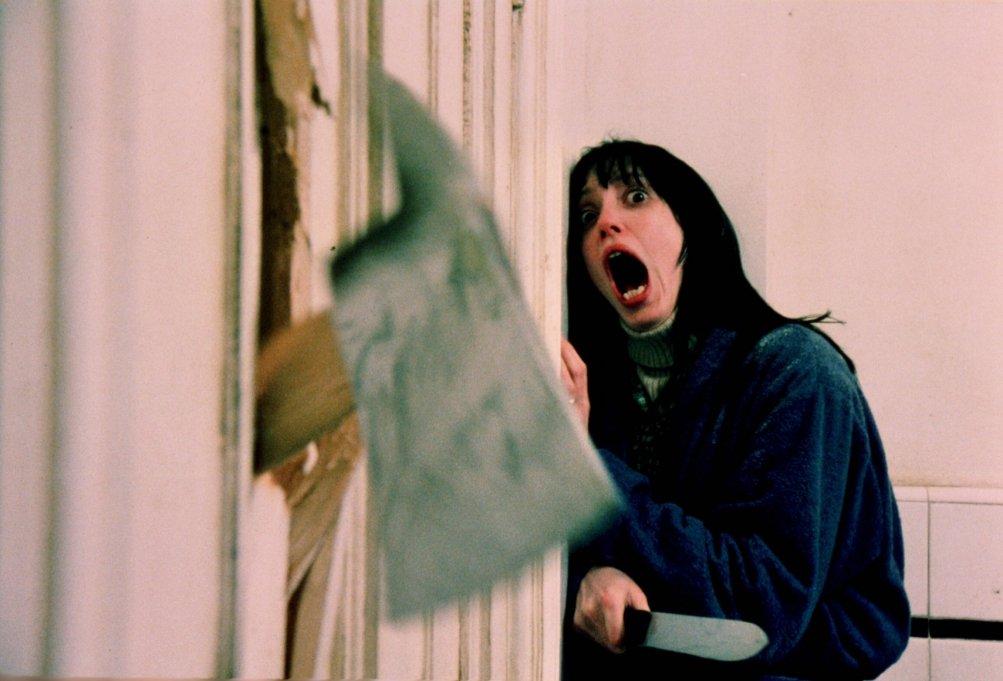 Wallpaper: Shelley Duvall in una scena di Shining