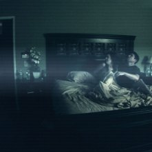 Wallpaper: una sequenza dell'horror Paranormal Activity (2007)
