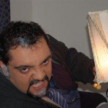 Erick Cannamela interpreta il commisario Sarti nel film The Fall of Redemption