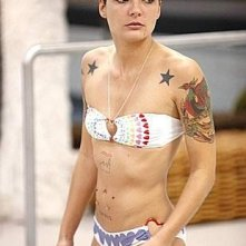 Grande Fratello 10: Diletta Franceschetti in bikini