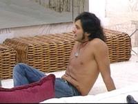 Grande Fratello 10: Mauro Marin a torso nudo