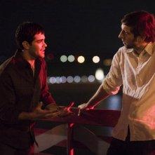 Jesse Metcalfe e Joel David Metcalfe in una immagine del film Un alibi perfetto.